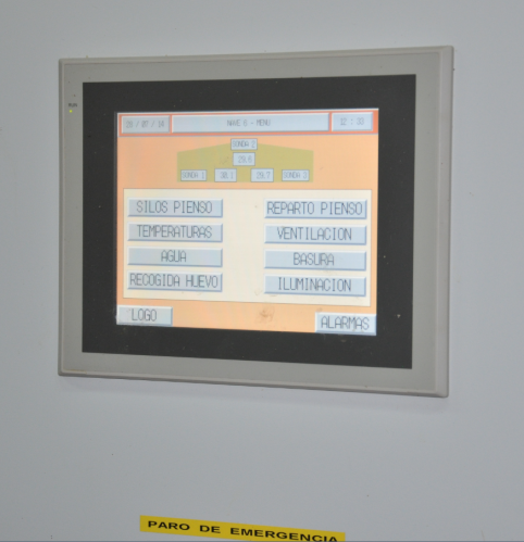 Automatic Electronic Control System