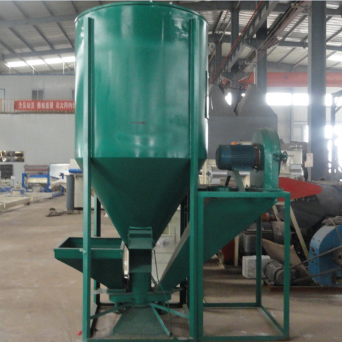 Feeds Crusher and Mixer Machine